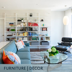 Residential Furniture and Decor Projects