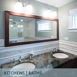 Kitchens and Bath Remodeling