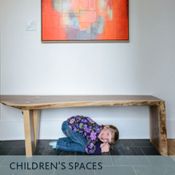 Children's Spaces and Baby Rooms